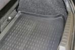 Купить коврик в багажник автомобиля Ниссан Микра 2002-2010 полиу
