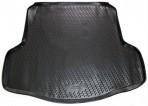 Коврик в багажник автомобиля Nissan Teana 2008- полиуретановый черный