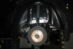 Подкрылки Ford Focus II 2004-2008 задние