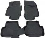 L.Locker 3D коврики в салон для Volkswagen Golf VII 2013-