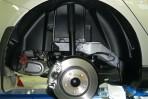 Подкрылок Ford Focus III Sd/Hb 2011- задний правый