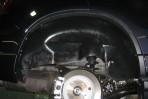 Подкрылок Honda CR-V 2013- передний левый