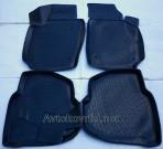 L.Locker 3D коврики в салон для Volkswagen Polo Sedan 2010-