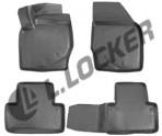 L.Locker 3D коврики в салон для Volvo XC90 2002-