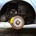 Подкрылок Mitsubishi Lancer Sedan 2003-2007 задний правый Novlin
