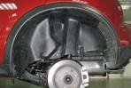 Подкрылок Nissan Juke 4x2 2010 - задний левый
