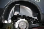 Novline Подкрылок Nissan Qashqai+2 2008-2014 задний правый