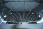 Резиновый коврик в багажник Chevrolet Niva 2123 2002-