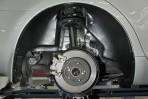 Подкрылок Toyota Camry 40 2006-2011 задний правый