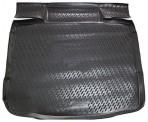 Коврик в багажник автомобиля Opel Insignia Sedan 2008- (докатка) полиуретановый черный