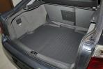 Коврик в багажник автомобиля Opel Vectra C 2002- полиуретановый черный