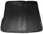 Novline Коврик в багажник автомобиля Renault Duster 4x2 2010- полиуретановый черный