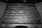 Коврик в багажник автомобиля Renault Scenic 2009- полиуретановый