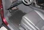 Коврики в салон для Acura MDX 2006- черные