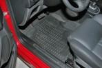 Novline Коврики в салон для Alfa Romeo 147 2000-2010 черные
