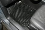 Коврики в салон для Chevrolet Captiva 2012- черные