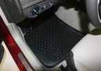 Novline Коврики в салон для Chrysler 300 2012- черные