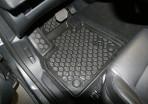 Коврики в салон для Citroen DS5 черные