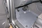 Коврики в салон для Audi Q7 2005- серые
