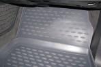 Коврики в салон для Audi Q7 2005- серые Novline