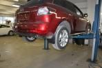 Брызговики для Mazda CX-7 2006-2012 (задние) Novline