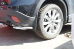 Брызговики для Mazda CX-5 2012- (задние) Novline