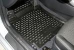 Novline Коврики в салон для Hyundai Elantra MD 2011- черные