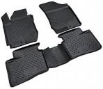 Коврики в салон для Hyundai i30 2007-2012 черные