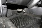 Коврики в салон для Hyundai Sonata V 2000-2005 черные
