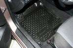 Novline Коврики в салон для Kia Ceed Pro 2006-2012 черные