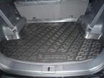 Резиновый коврик в багажник Chevrolet Captiva 2006-2012