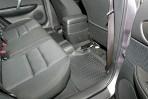 Коврики в салон для Mazda 6 2002-2007 черные