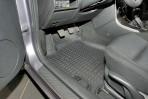 Novline Коврики в салон для Mazda 6 2007-2013 черные