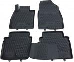 Коврики в салон для Mazda 6 Sedan 2013- черные