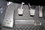 Коврики в салон для Mitsubishi ASX 2011- черные