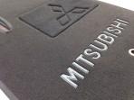 Купить текстильные коврики в салон Мицубиси ASX 2011- черные Люк