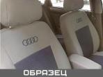 Автомобильные чехлы Audi A6 (C5) 1998-2005 (цельная спинка)