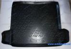 Резиновый коврик в багажник Citroen C5 2008-