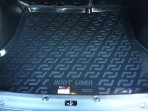 Коврик в багажник для Daewoo Lanos Sedan 1996-