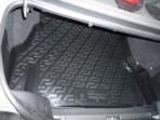 Резиновый коврик в багажник для Daewoo Nexia 2005-