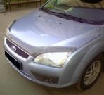Дефлектор капота для Ford Focus II 2004-2007