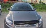 Дефлектор капота для Ford Focus III 2011-