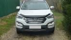 Sim Дефлектор капота для Hyundai Santa Fe (DM) 2013-