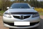 Дефлектор капота для Mazda 6 2002-2007
