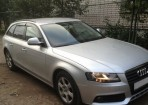 Дефлекторы окон для Audi A4 (B8) Avant 2007-