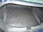 Резиновый коврик в багажник для Ford Focus 2 Sedan 2004-2008