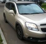 Дефлекторы окон для Chevrolet Orlando 2011-