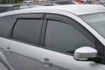 Cobra Tuning Дефлекторы окон для Ford Focus II Universal 2004-2011