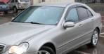 Дефлекторы окон для Mercedes-Benz C-Class (W203) 2001-2007