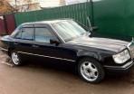 Дефлекторы окон для Mercedes-Benz E-Class (W124) 1984-1995